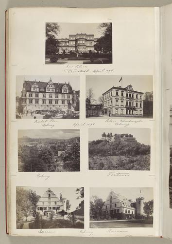Album: Queen Mary's Album Vol. 3. May 1893 - April 1896