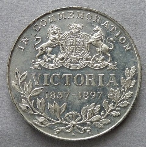 Mint, Birmingham Ltd, The - Medal commemorating the Diamond