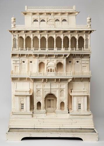 Ramnagar Palace workbox