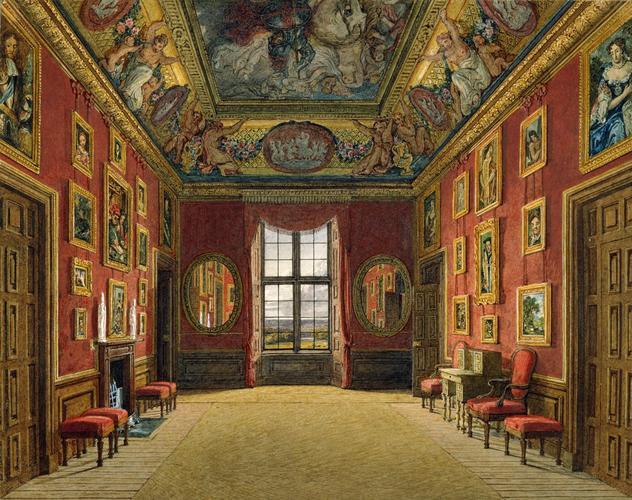 The King's Closet, Windsor Castle
