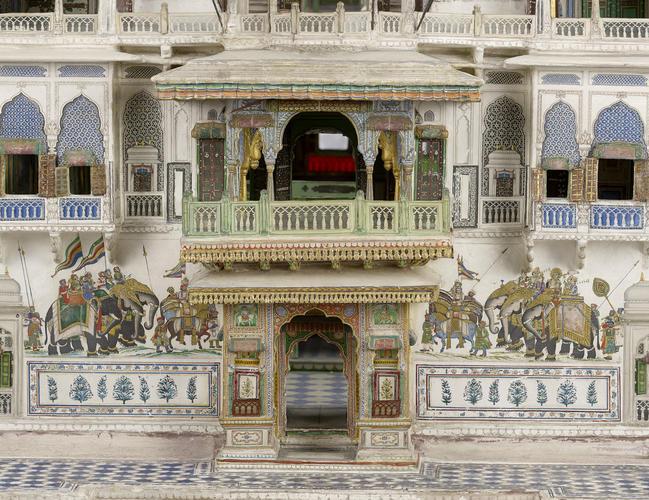 Model of a Jaipur House