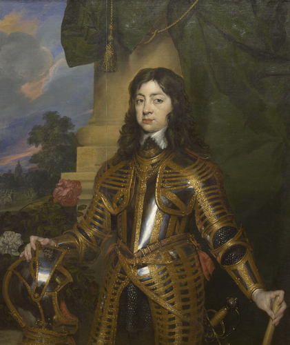 Charles II (1630-85), when Prince of Wales