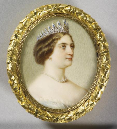Princess Augusta, Grand Duchess of Mecklenburg-Strelitz (1822-1916)