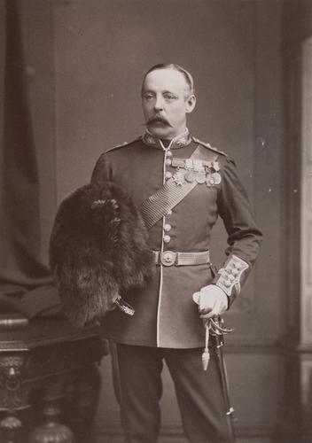 Major-General Godfrey James Wigram (1836-1908)