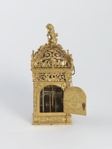 Anne Boleyn Clock