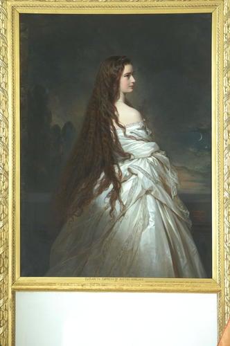 Elizabeth, Empress of Austria (1837-98)