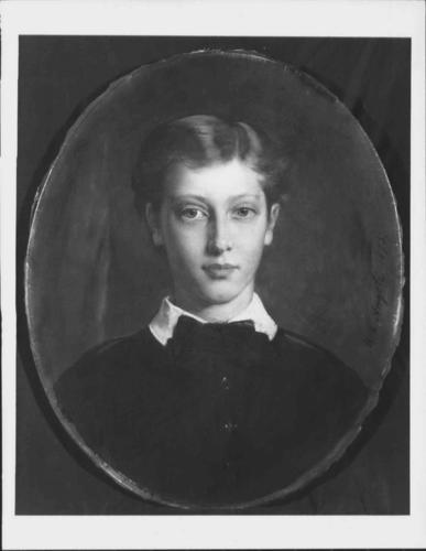 Prince Albert Victor of Wales (1864-1892)