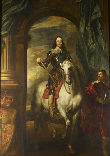 Charles I with M. de St. Antoine