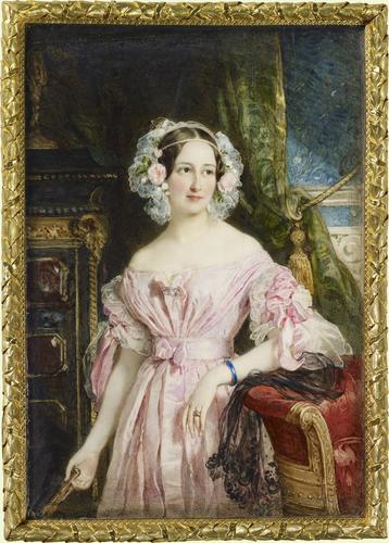 Princess Feodora of Hohenlohe-Langenburg (1807-1872)