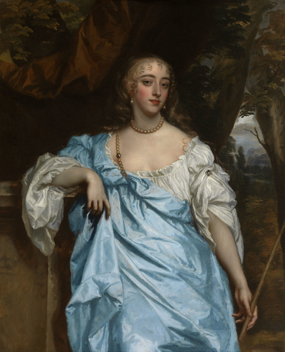 Mary Bagot, Countess of Falmouth and Dorset (1645-79)