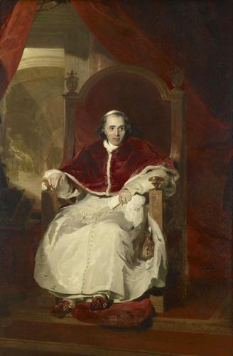 Pope Pius VII (1742-1823)