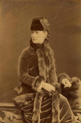 Grand Duchess Maria Pavlovna (1854-1920)
