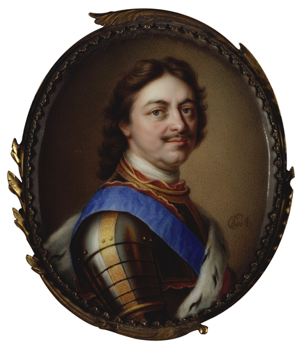 Peter the Great (1672-1723)