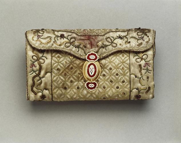 Needlework pocket-book