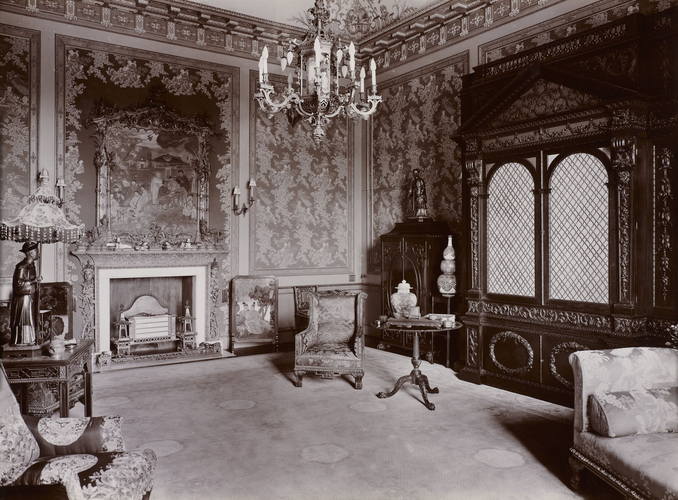 The Chinese Chippendale Room