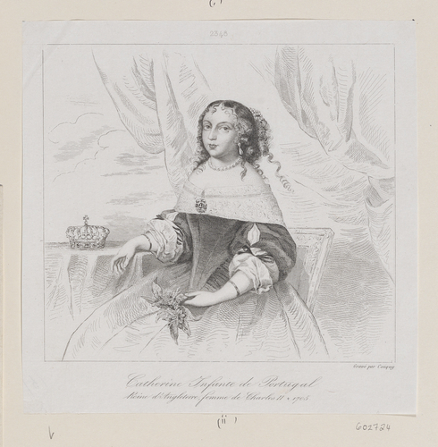 Catherine Infante de Portugal