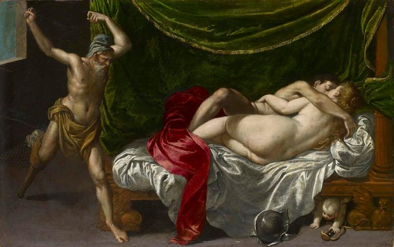 Venus, Mars and Vulcan