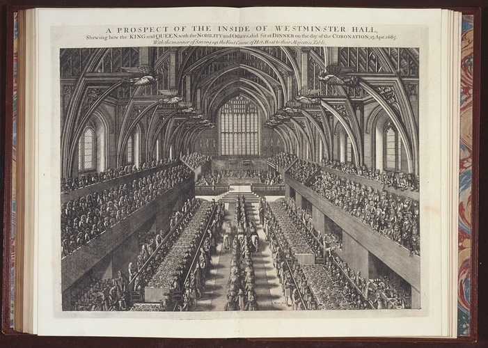 The History of the Coronation of the most high, most mighty, and most excellent monarch, James II . . . and of his Royal Consort Queen Mary, solemnized in the Collegiate Church of St Peter . . . on 23