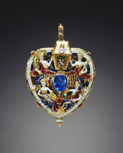 The Darnley Jewel or Lennox Jewel