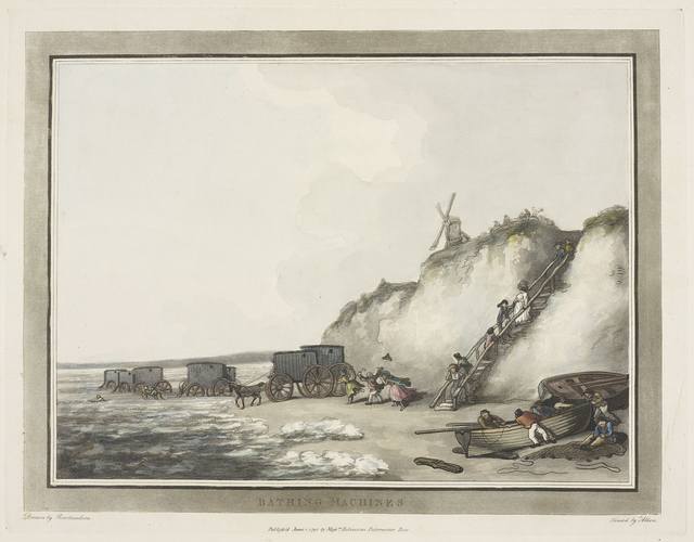 An Excursion to Brighthelmstone made in the year 1789 / by Henry Wigstead and Thomas Rowlandson