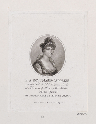 Marie Caroline (Duchess of Berry)