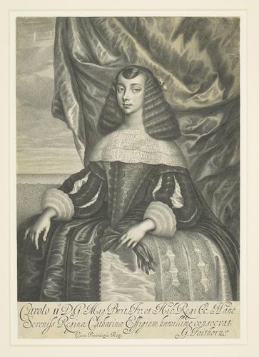 Sereniss Reginae Catharinae