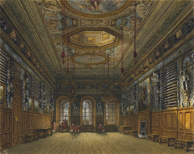 The King's Guard Chamber (Grand Reception Room)
