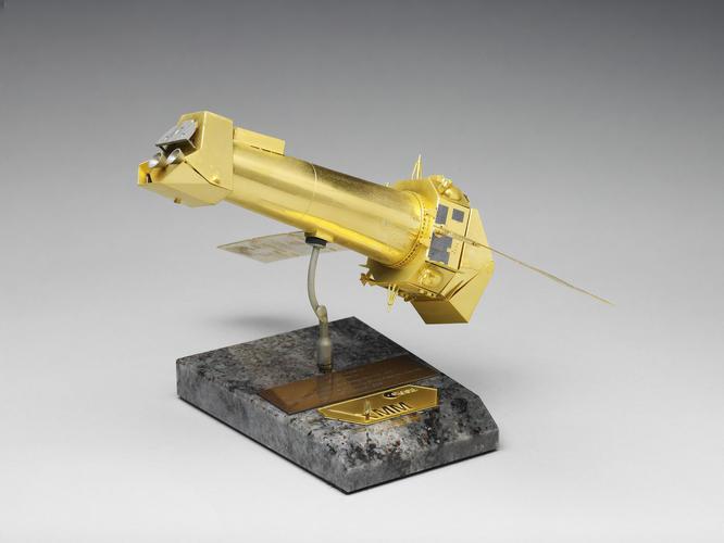 Model of a satellite