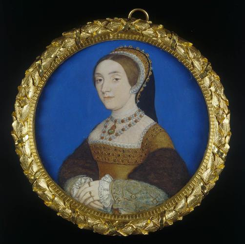 Portrait of a Lady, perhaps Katherine Howard (1520-1542)