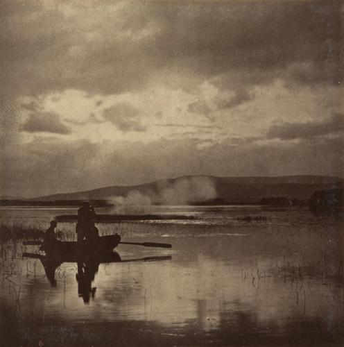 Loch of Park, Aberdeenshire (Wild Duck Shooting)