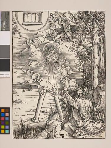 The Apocalypse: St John Devouring the Book