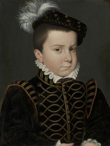 Hercule-Francois, Duke of Alencon and of Anjou (1555-84)