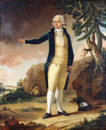 The Chevalier de Saint-George (1745-99)