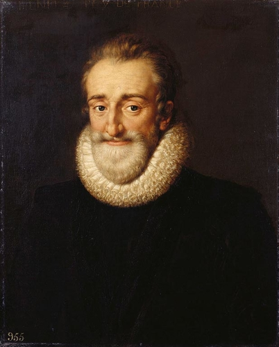 Henri IV, King of France (1553-1610)