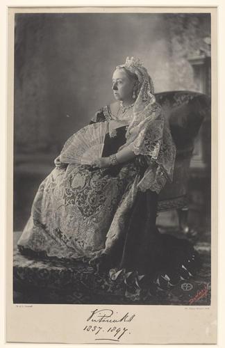 Queen Victoria (1819-1901): Diamond Jubilee portrait