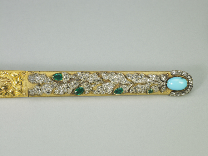 The Jewelled Sword of Offering