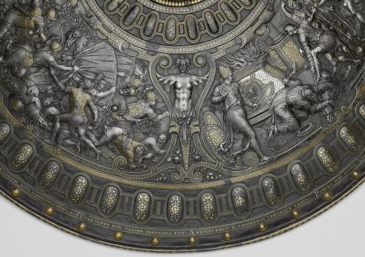The 'Cellini' Shield