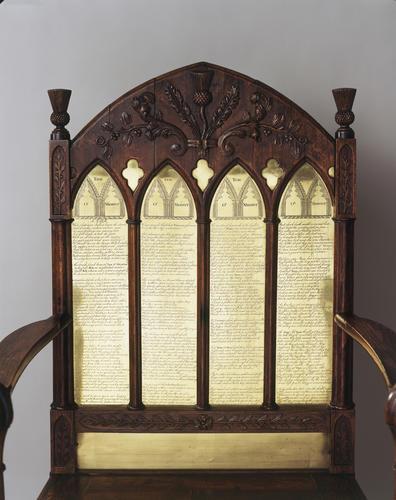 'Tam O'Shanter' chair