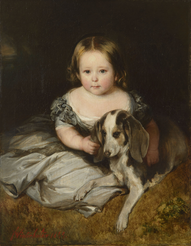Princess Alice, later Grand Duchess of Hesse (1843-1878)