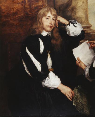 Thomas Killigrew and William, Lord Crofts (?)