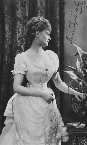 Frances Evelyn (Daisy) Greville, Countess of Warwick (1861-1938)