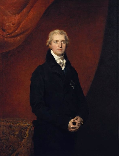 Robert Banks Jenkinson (1770-1828), 2nd Earl of Liverpool