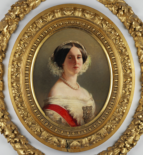 Augusta of Saxe-Weimar, Princess of Prussia (1811-1890), later Queen of Prussia & German Empress