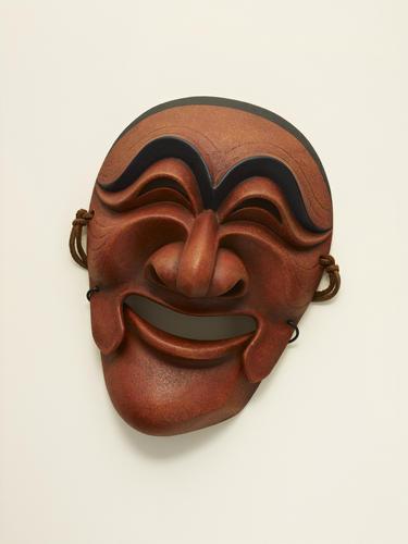 Dancer's mask