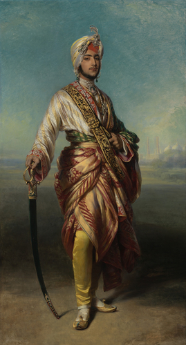 The Maharaja Duleep Singh (1838-93)
