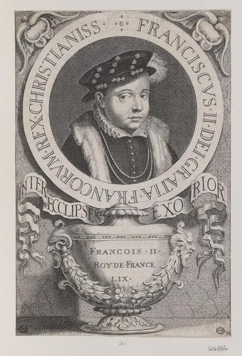 FRANCOIS II ROY DE FRANCE