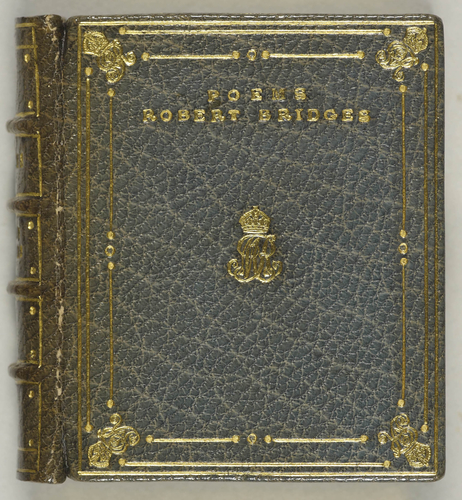 Poems / by Robert Bridges