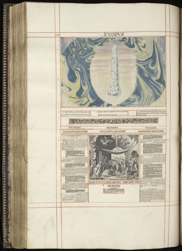 Master: [The Little Gidding Concordances]. The Whole law of God as it is delivered in ye five bookes of Moses methodically distributed into three greate classes morall ceremoniall politicall . . . It