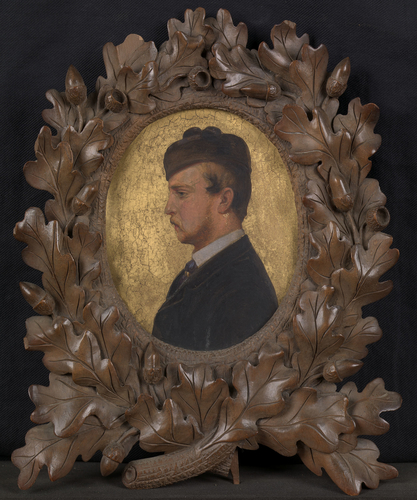 Prince Louis of Hesse (1837-1892), later Grand Duke Louis IV of Hesse