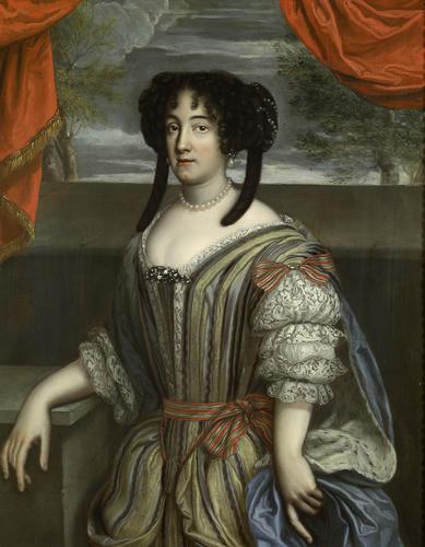 Eleonore, Duchess of Brunswick-Luneburg, consort of George William, Duke of Brunswick-Luneburg, daughter of Alexandre Desmier d'Olbreuse (1639-1722)